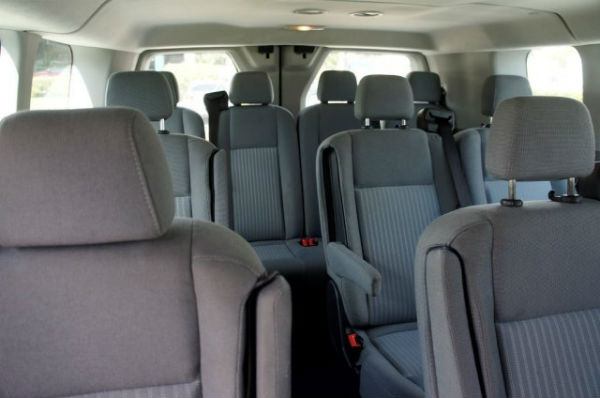 12 Passenger Van Interior Great Ideas