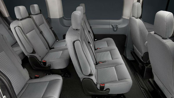 ford transit xlt 15 passenger van united van rentals. Black Bedroom Furniture Sets. Home Design Ideas